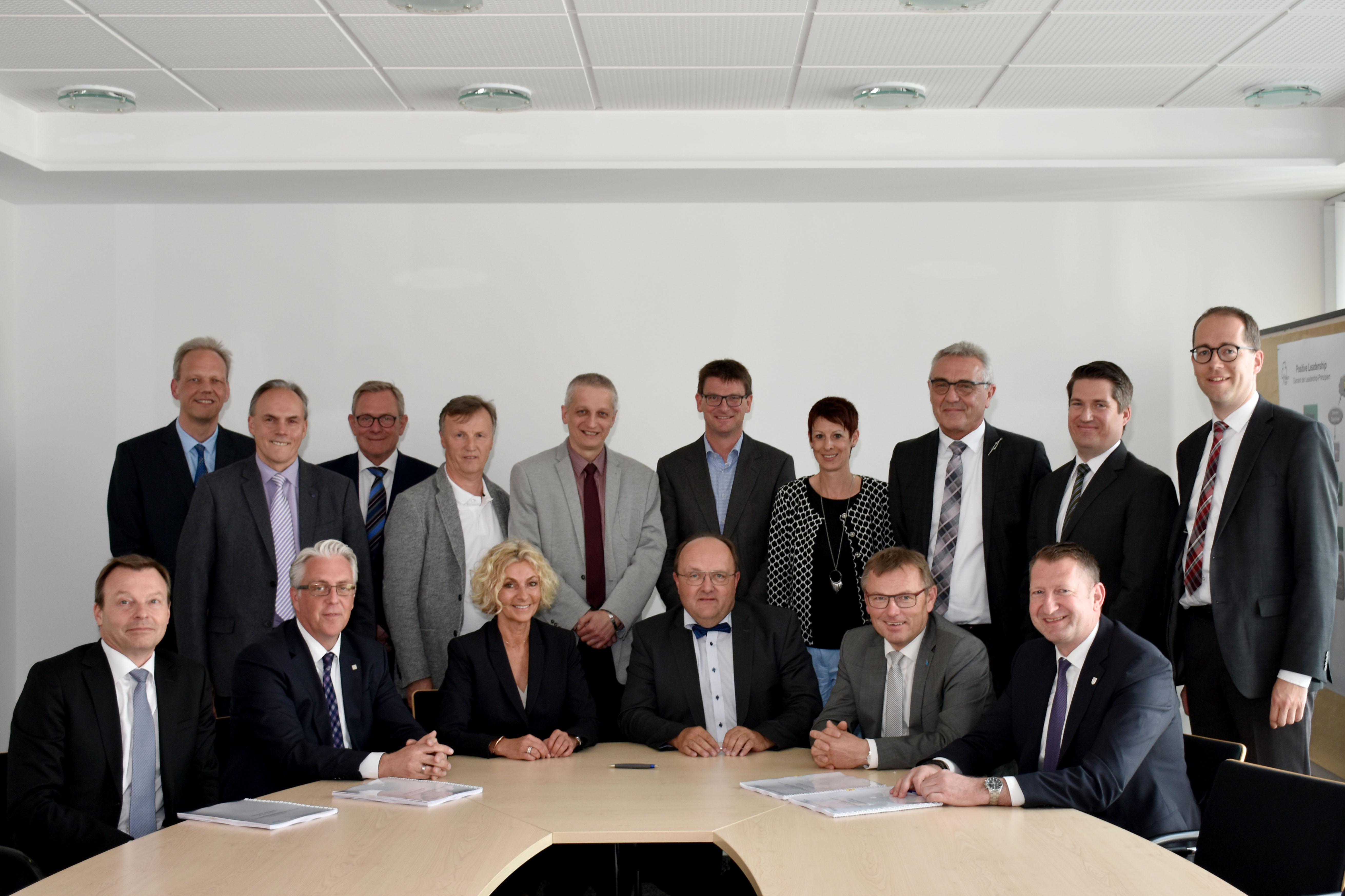 Unterzeichnung einer Rahmenvereinbarung mit dem Einkaufsdienstleister Prospitalia