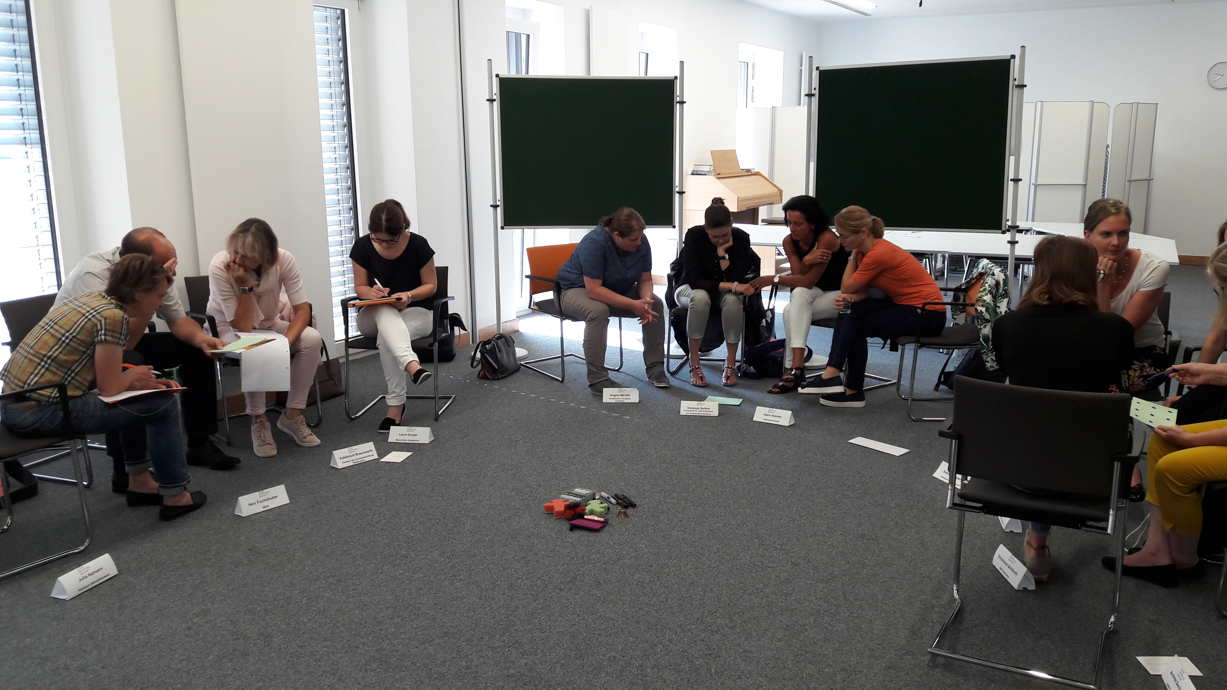 Marketing Sommer-Seminar: Thinking out of the Box