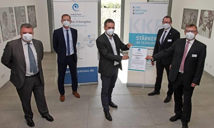 Neues Mitglied Landkreis Passau Gesundheitseinrichtungen